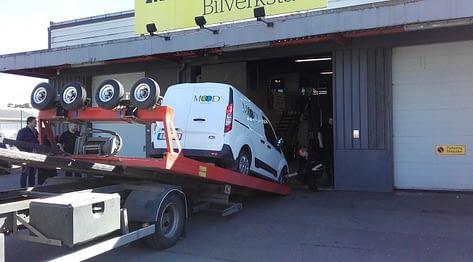 Bärgning av fordon i Göteborg. Behovet av hjälp vid räddning och bärgning vid olyckshändelser, oplanerade stopp eller bara flyttning av avställda fordon varierar vid olika tillfällen.